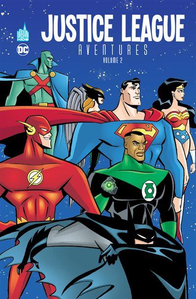 Justice League Aventures