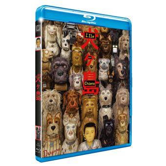 L'Île aux Chiens Blu-ray
