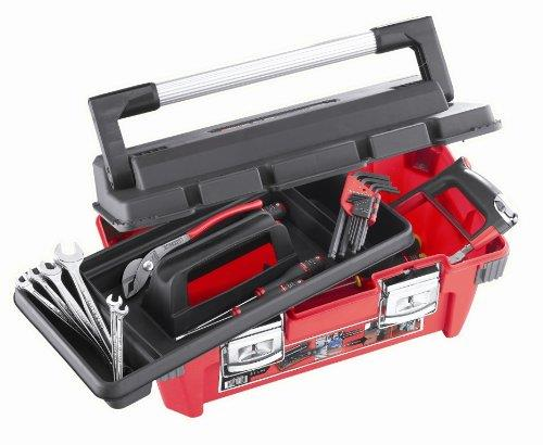 Caisse Polypro + 22 Outils Facom - Coffret Multi-Outils - Achat