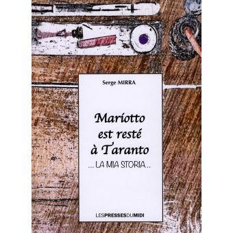 Mariotto est resté à Taranto