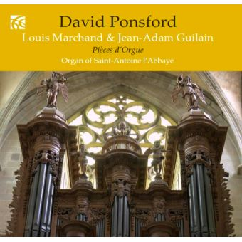Organ Music From The Golden Age Volume 7