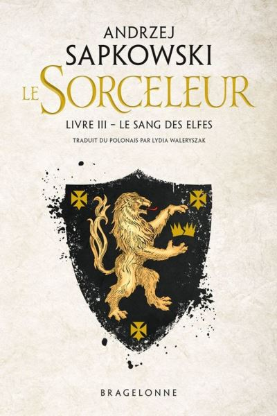 The Witcher - Le Sang des elfes - Sorceleur, T3 - 9782820506603 - 5,99 €
