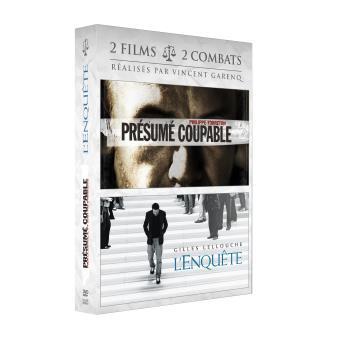 Coffret Garenq DVD