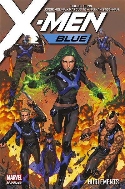X-Men Blue (2017) T03 - Hurlements - 9782809497434 - 19,99 €