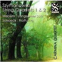 String Quartet No.1 & 2