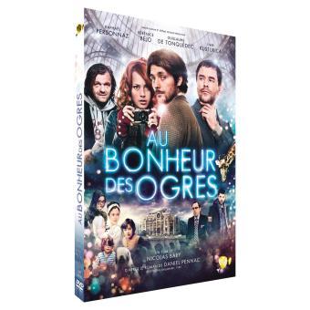 Au bonheur des ogres DVD