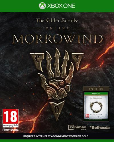 The Elder Scrolls Online : Morrowind Xbox One