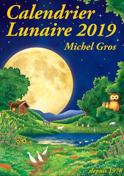 Calendrier lunaire fГ©vrier 2019 coloration
