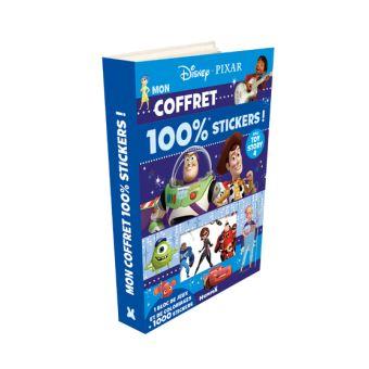 Disney PixarDisney Mon coffret 100% stickers
