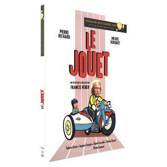 Le Jouet Combo Blu-Ray + DVD
