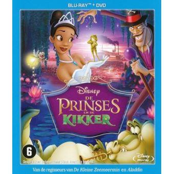 Disney ClassicsDe Prinses en de Kikker Combo Pack
