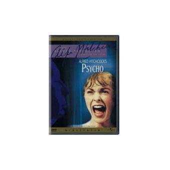 Psychose - DVD Zone 1