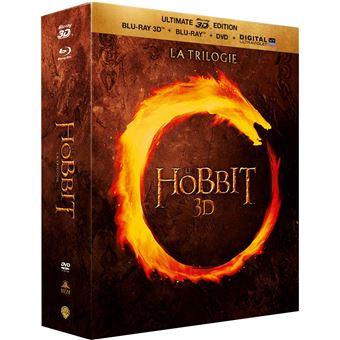 Bilbo le HobbitTRILOGIE HOBBIT-FR-BLURAY 3D