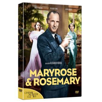 Maryrose et Rosemary DVD