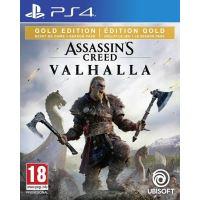 Précommande Assassin's Creed Valhalla Gold Edition FR/NL PS4 Livraison à partir du 30/09