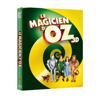 Le Magicien d'Oz Combo Blu-Ray 3D Edition 75ème Anniversaire