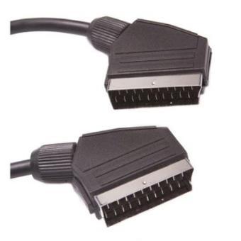 Câble On Earz Cable Gear SCART Péritel 1.5 m Noir