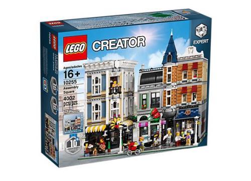 LEGO 10255 La place de l assemblee