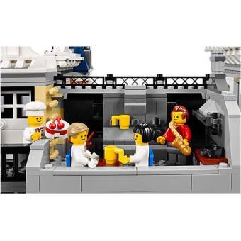 Lego® Creator Achat Expert De Place Lego 10255 La L'assemblée gIYvf7b6y