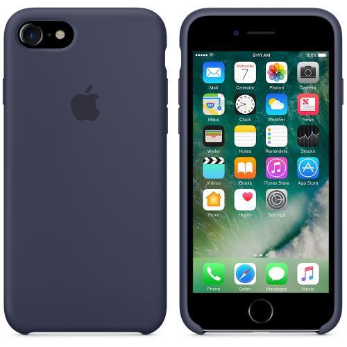 coque bleu marine iphone 7