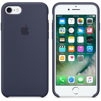 iphone 7 coque bleu
