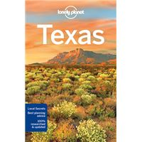 TEXAS 2018 LONELY PLANET ENG