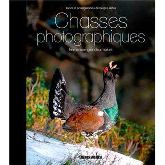 Livre sur la chasse Chasses-photographiques