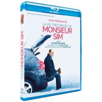 La vie très privée de Monsieur Sim Blu-ray