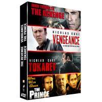 Coffret The Revenge Vengeance Tokarev The Prince DVD