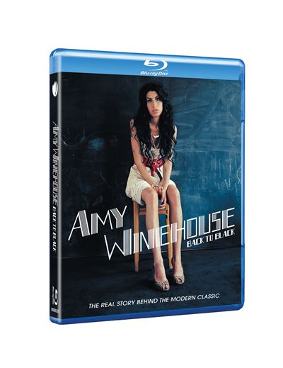 Amy Winehouse - Back To Black, The Real Story Behind The Modern Classic