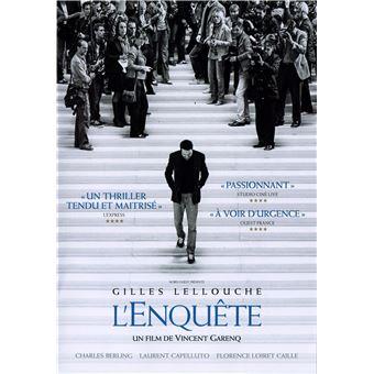 L'enquête DVD
