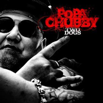 """Résultat de recherche d'images pour """"popa chubby two dogs cd cover"""""""