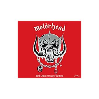 Motorhead 40th Anniversary Edition