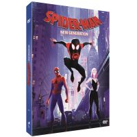 Spider-Man: New Generation DVD