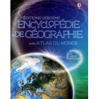 Encyclopédie de géographie avec atlas du monde