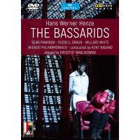Les Bassarides Festival de Salzbourg 2018 DVD