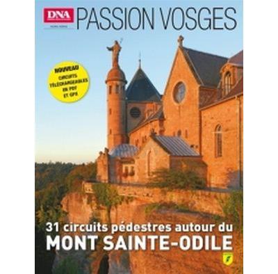 Autour du mont Sainte-Odile, 31 circuits pédestres