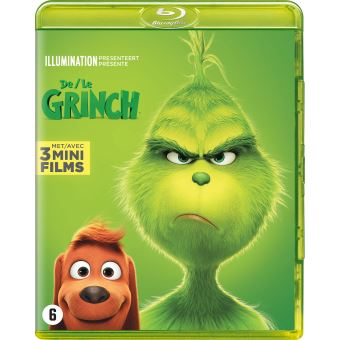 GRINCH THE-BIL-BLURAY