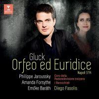 Orfeo ed Euridice livre-disque Edition Deluxe limitée
