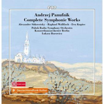 Intégrale de l'œuvre symphonique