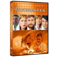 Urgences Coffret intégral de la Saison 10 - DVD