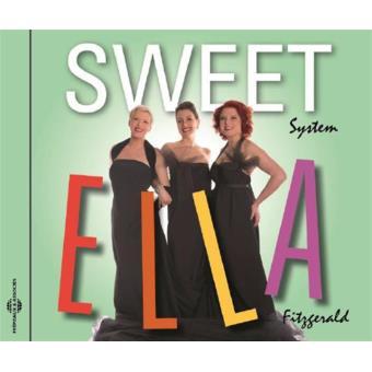 SINGS ELLA FITZGERALD