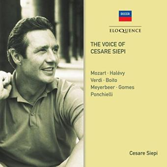 VOICE OF CESARE SIEPI