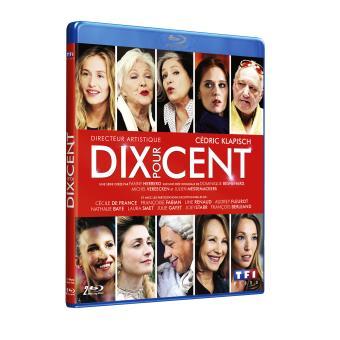 Dix pour centDix pour cent Blu-ray