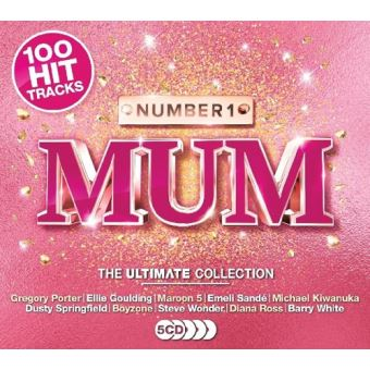 Number 1 Mum The Ultimate Collection Coffret