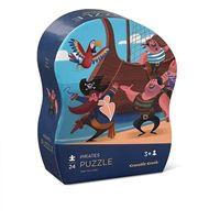 MINI SHAPED PUZZLE/PIRATES