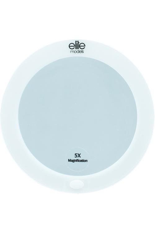 Miroir Elite models ventouse lumineux