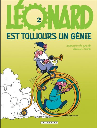 Léonard est toujours un génie