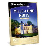 Wonderbox Mille et Une Nuits et Délices