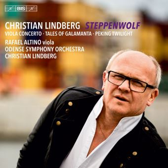 STEPPENWOLF CONCERTO POUR/LINDBERG